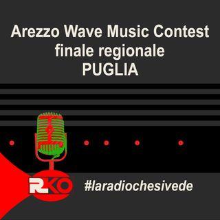 Finale regionale per Arezzo Wave Music Contest