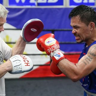 ☎️Roach: Thurman 'Terrible' In Last 3 Fight; Will Run From 🇵🇭Pacquiao🤷🏼‍♂️❓