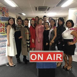 Mrs Legend Contestants on Asian Star Rad