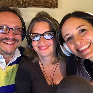 24.11.2016. (111) Dopocena con... Eleonora De Angelis e Ilaria Latini