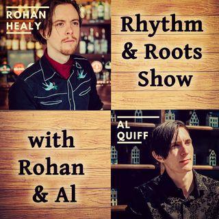 Rhythm & Roots w. Rohan & Al #67 - Special Guest Carol Faherty!  (20/SEP/18)