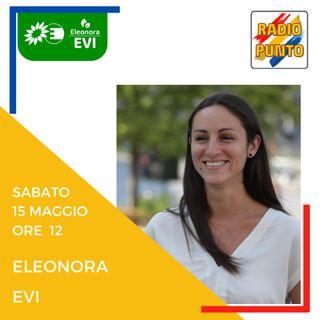 Eleonora Evi: Il futuro dell'Europa tra clima, mobilità, agricoltura e cibo. Prima parte dell'intervista.