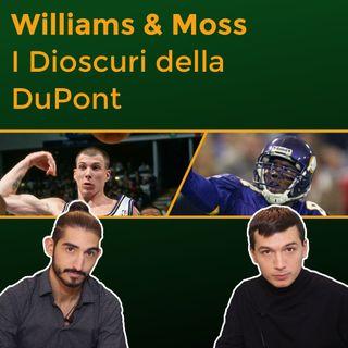 Jason Williams & Randy Moss: i Dioscuri della DuPont High School