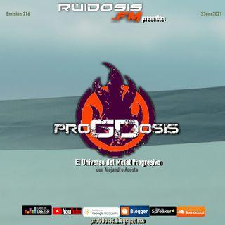 proGDosis 216 - 23ene2021 - Critical Point