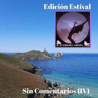 SIN COMENTARIOS IV - (2020)