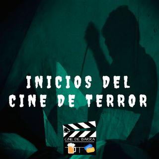 Cine de barra 3x08 - Inicios del cine de terror