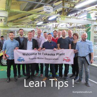 Lean Tips