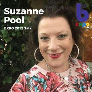 Suzanne Pool  at The Best You EXPO