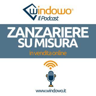 ZANZARIERE SU MISURA in vendita online - Come prendere le misure e risparmiare!