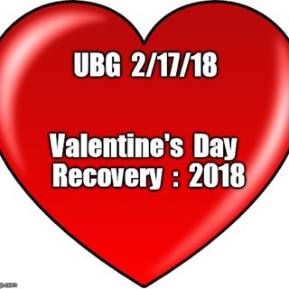 The Unpleasant Blind Guy : 2/17/18 - Valentine's Day Recovery 2018