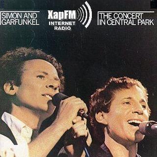 Simon & Garfunkel Live In Central Park