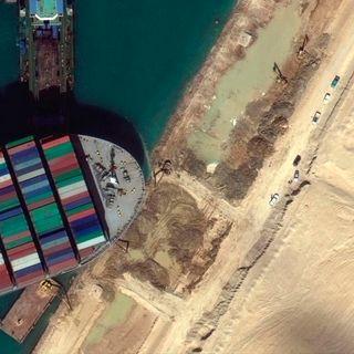 Canal de Suez, verdad o estrategia