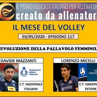 Episodio 117: Davide Mazzanti - Lorenzo Micelli