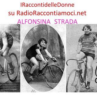 Alfonsina Strada Racconto di Stella Piazza Voce Stella Piazza