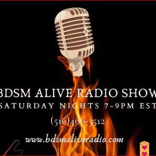 10/02/2021 BDSM ALIVE RADIO SHOW Season 2 Episode 3