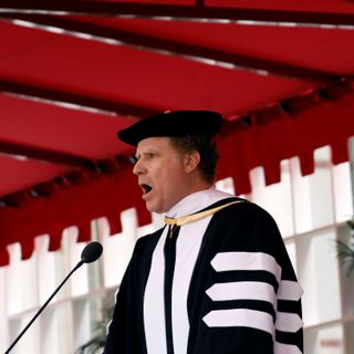 Ep. 48: Anatomy of a commencement speech
