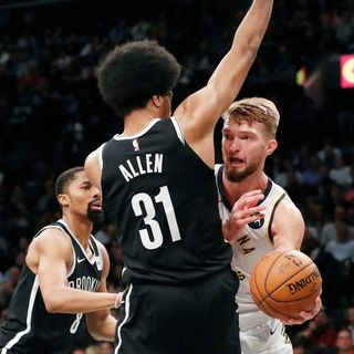 Episode 5 Indy 118, Nets 108 Nets are 1-3 Lets all freak out!