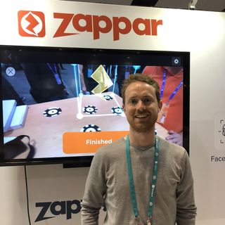 A Conversation with Max Dawes-Zappar, Live at AWE2018