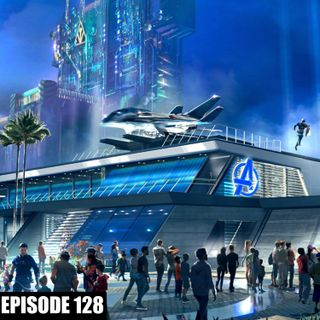 Avengers Campus Details, EARLY HHN discussion, Coronavirus update