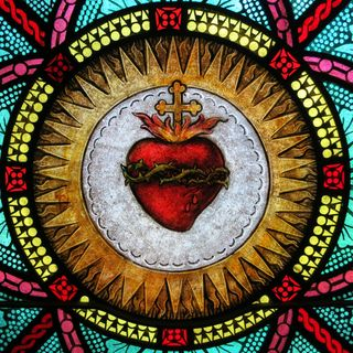 Day 33: Heart of Jesus, Delight of All the Saints