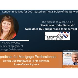 8-23-2021 Lender Initiatives for 2021 based on TMC's Pulse of the Network Survey