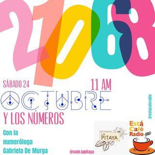 Octubre y los números