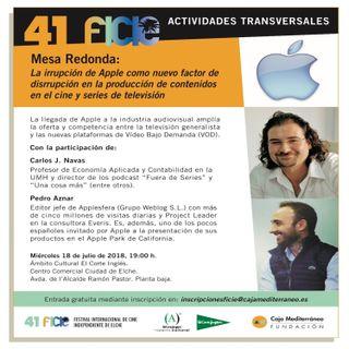 UCM en Directo: La Entrada de Apple en el Mundo Audiovisual (ep. 59)