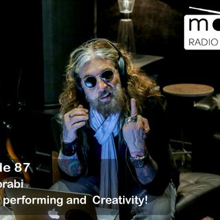 The Mojo Radio Show - Ep 87 - The Art of Being a Great Writer & Finding Inspiration - John Corabi