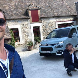 Kan man hade en bil der er GENIAL? JA! – med Christian Grau & den nye Citroën Berlingo