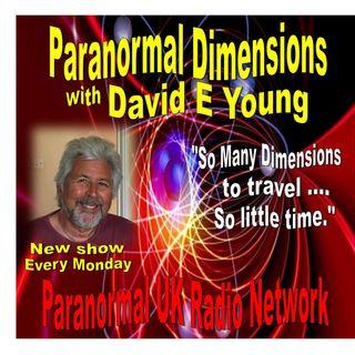 Paranormal Dimensions, Scott Longman