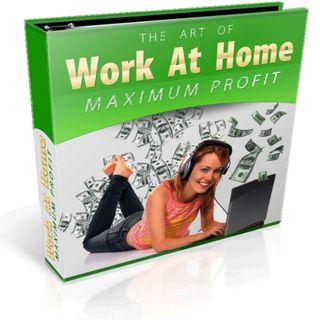Work At Home For Maximum Profi 17-24