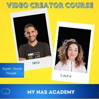 My Nas Academy con Laura de Angelis