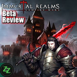 Immortal Realms Vampir Wars Beta (p)Review