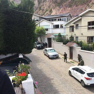 España inicia investigación por incidente en embajada de México en Bolivia