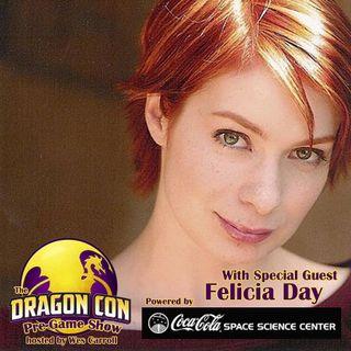 2021 Dragon Con Pre-Game Show Part 1: Felicia Day