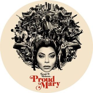 Taraji P. Henson is Proud Mary in Theaters NOW!