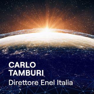 Carlo Tamburi, Direttore Enel Italia, faccia a faccia con Nicola Porro