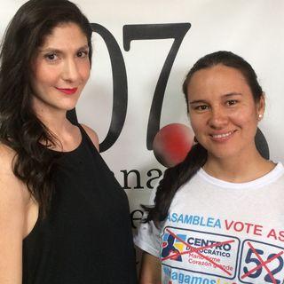 Juanita Cataño y Diana Manrique Candidatas Asamblea y Concejo_Sep 5 2019