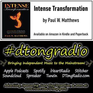 #NewMusicFriday on #dtongradio - Powered by Intense Transformation w/ Paul W Matthews