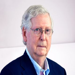 U.S ELECTION: Senate Majority Leader Mitch McConnell Says Electoral College Will Determine Winner