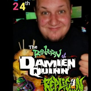 Damien Quinn 8/24/20 Replicon Radio