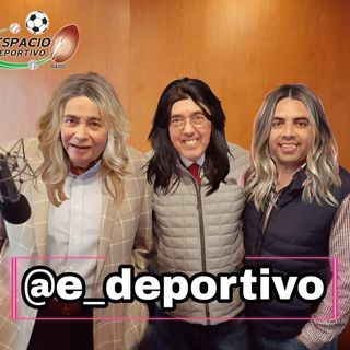 Los Deportes con un ligero toque de buen humor en Espacio Deportivo de la Tarde 15 de Enero 2020
