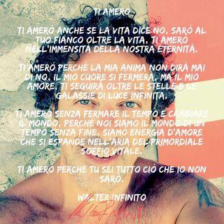 Ti amerò - Walter Infinito (Musica di Gabriele Scarpelli)