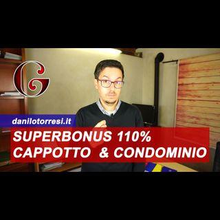 SUPERBONUS 110%: se il cappotto in condominio lo fa un solo condomino
