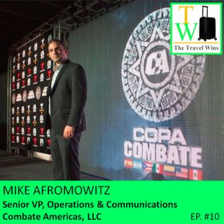 Mike Afromowitz - MMA and Combate Americas