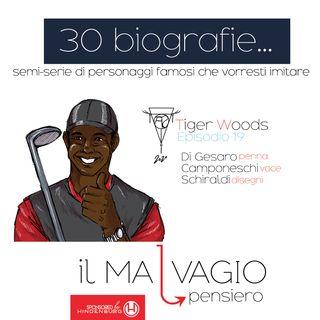 19 - Tiger Woods: il campione dipendente