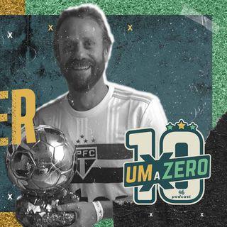 LU CHUQUER da SPFCtv   Um a Zero Podcast #1