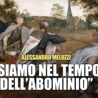 """Alessandro Meluzzi: """"In Francia e in Italia il regime mostra il volto peggiore"""""""