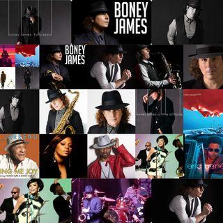 "Smooth Jazz Zone ""Boney James"" The Mix (Genuine Music)"
