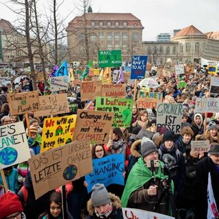 #FridaysForFuture e lo sciopero dei giovani contro il cambiamento climatico